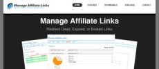Manage Affiliate Links